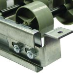Dura-Flex Carton Flow End Bracket
