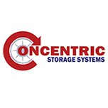 Concentric Storage Systems Logo