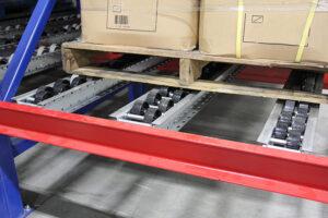 Pallet Flow Testing