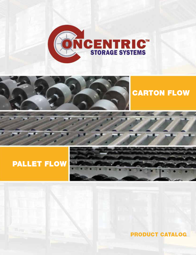 Concentric Storage Systems Product Catalog